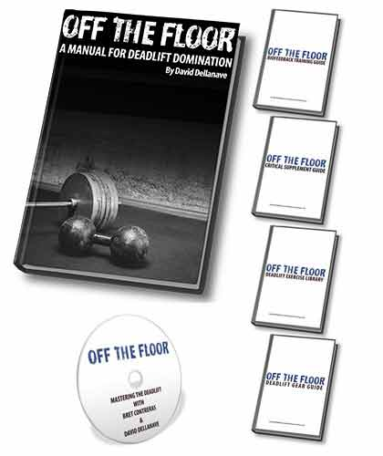 Off The Floor: A Manual for Deadlift Domination [Honest Review]