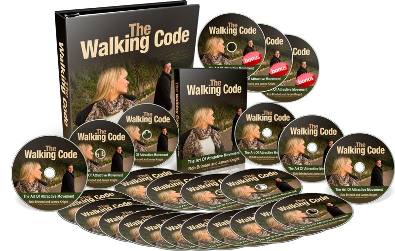 The Walking Code – Ways To Attract Hot Women [Honest Review]