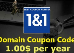1&1 Coupons & Promo Codes – $1.00/month (2019)