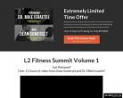The L2 Fitness Summit Volume 1 [Honest Review]