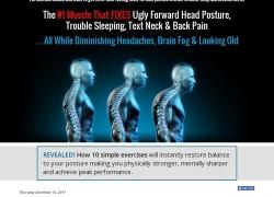 Forward Head Posture [Honest Reviews]