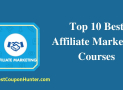 Top 10 Best Affiliate Marketing Courses Udemy (Updated 2019)