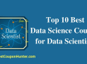Top 10 Best Data Science Courses for Data Scientists Udemy (Update 2019)