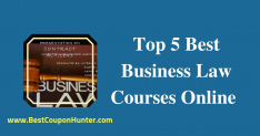 Top 5 Best Business Law Courses Online on Udemy (Update 2019)