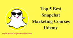 Top 5 Best Snapchat Marketing Courses Udemy (Updated 2019)